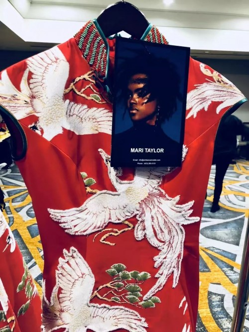 一华正红 | 悄然绽放在IMTA全球大赛的中国原创设计师品牌
