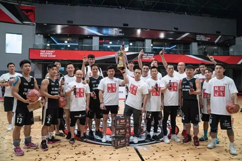 2018武汉篮球城市超级联赛完美落幕