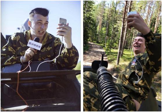 映客《玩转世界杯》远赴俄罗斯揭秘你不知道的战斗民族