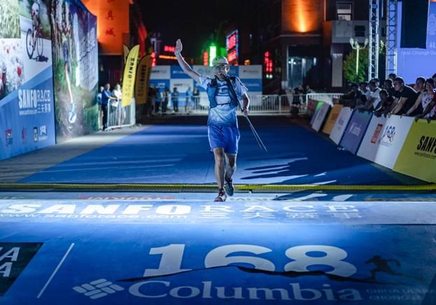 2018Columbia崇礼168国际超级越野赛崇礼开跑