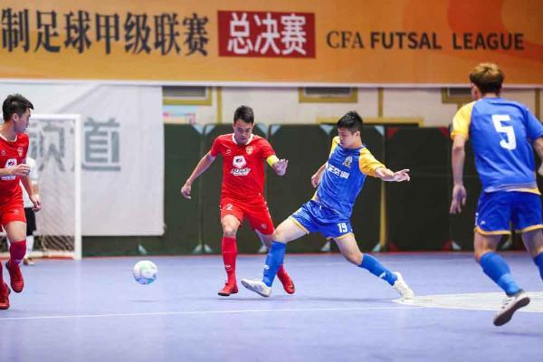 五甲联赛总决赛盛大闭幕 杭州队勇夺冠军