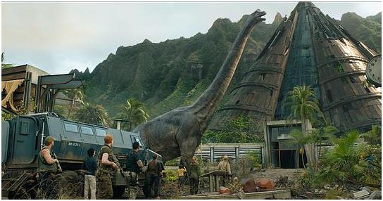 国民品牌好莱坞首秀,贵人鸟将型潮玩进侏罗纪!