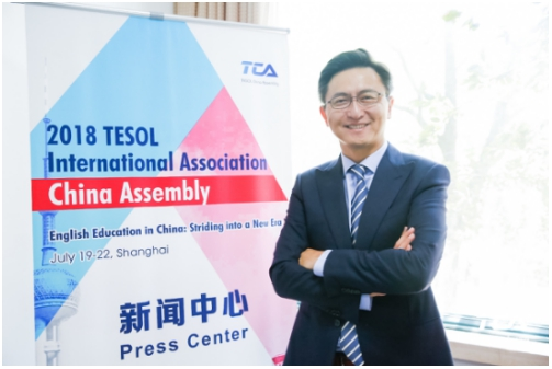 TutorABC创始人杨正大用行动证明,专业教学比会说流利的英语更重要