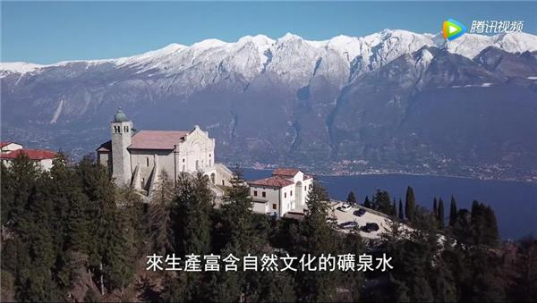 水中贵族百岁山,第一个走向国际的中国水企