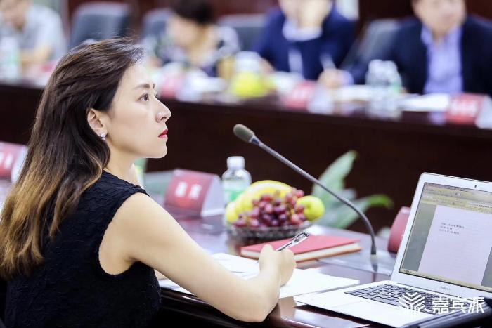 嘉宾传媒创始人吴婷:从发现到解决问题,创业不能自我陶醉