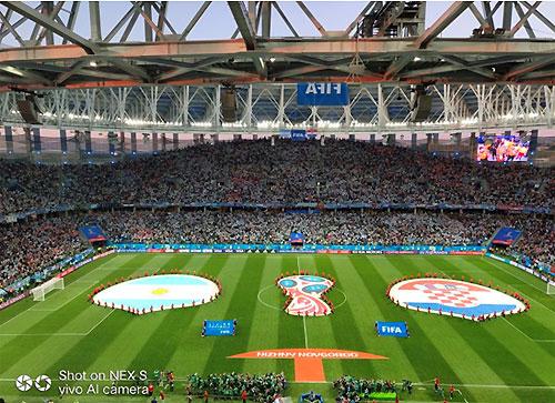 贺炜眼中的非凡世界杯 见证足球与人生不可预知