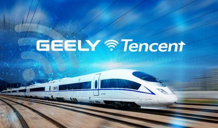 吉利、腾讯入主高铁Wi-Fi项目 打造互联网+高铁时代