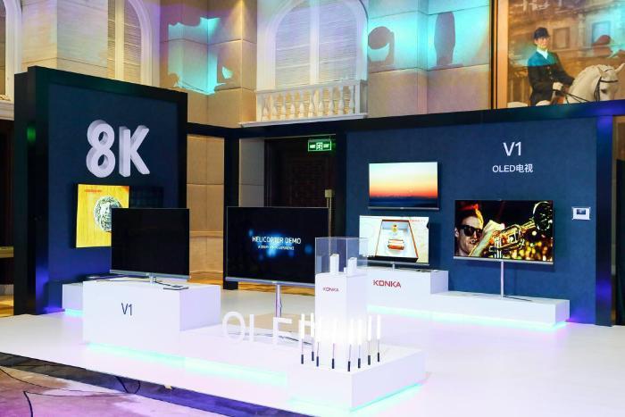 科技创新驱动发展,康佳电视科技引领未来新风向