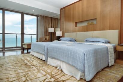 全棉时代×美团酒店跨界合作 全棉生活主题房备受热捧