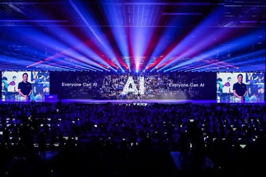 Everyone Can AI,李彦宏:开发者的未来前途无量