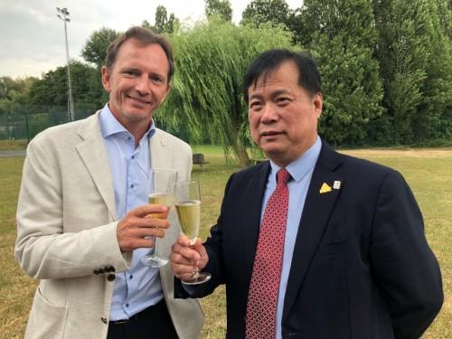 匹克成为比利时奥组委官方合作伙伴 携手征战东京奥运会