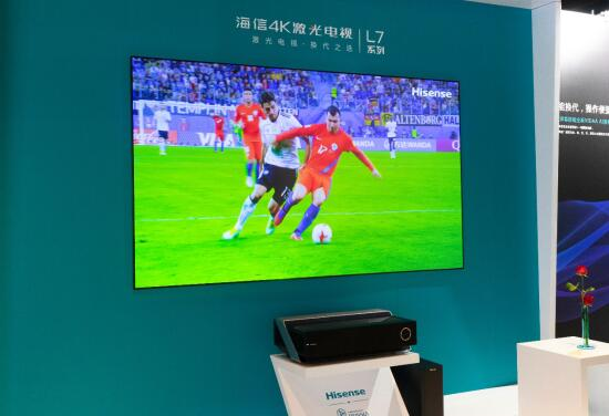 手握400多项核心专利 海信激光电视受两项国家重点研发计划战略支持