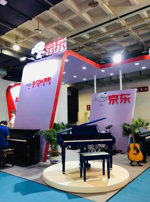 京东联手2018北京国际音乐生活展 助力音乐文化产业发展