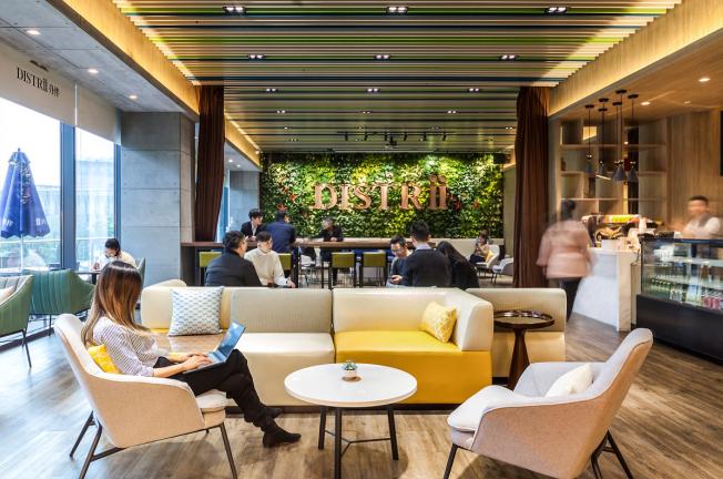 Distrii办伴再布局陆家嘴区域 打造上海浦东智慧楼宇地标