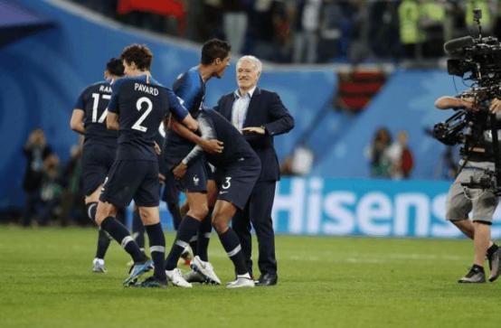 焕晶F4神预测 法国队世界杯夺冠