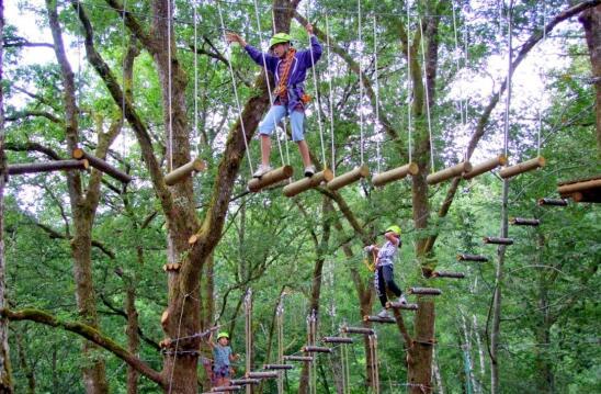 翠云山森林风景区夏令营,让你暑假快乐充电