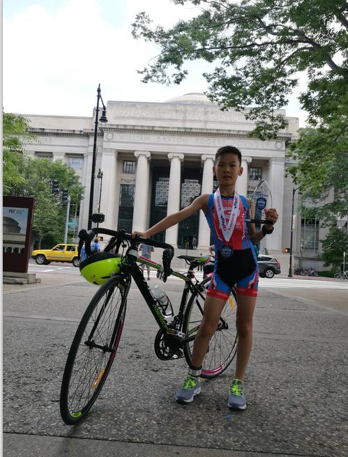 二次征战美国小铁三,盛博林文化赴美参赛团荣耀MIT校园!