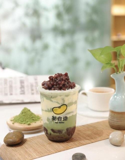 一杯需要咀嚼的茶 茶谷地创新茶饮体验
