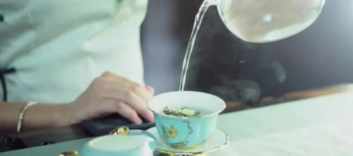 香朵朵·茉莉花茶,喝出花样年华!