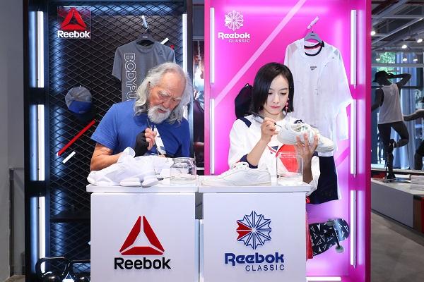 Reebok锐步亚太首家旗舰店正式开幕!