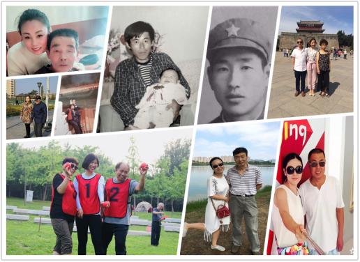 牵手幸福+中国家庭图片故事展有奖征集活动火爆进行中