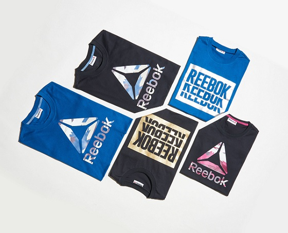 CP训练装备加持--Reebok 印花训练 T恤,夏日清凉这一件就足够!