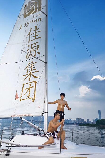 2018湘江杯国际帆船赛形象大使选拔赛 50强诞生