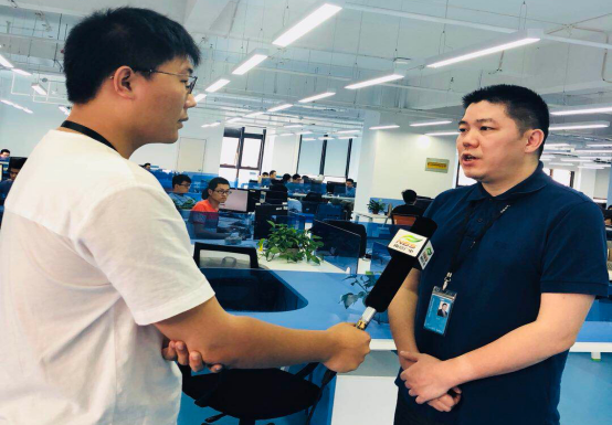 江苏主流媒体聚焦车置宝,CEO黄乐:以交易为本,提升服务能力