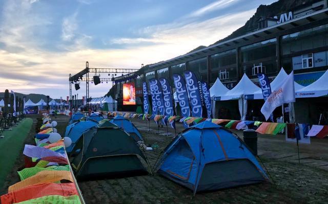 京东体育联手万龙滑雪场深度合作举办户外露营节 树立淡季变旺季标杆