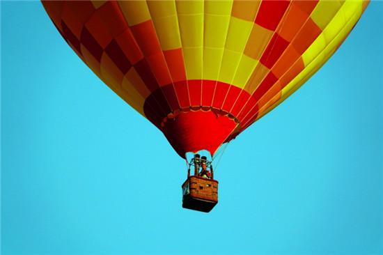 兰州安宁将于9月再迎热气球全民盛会