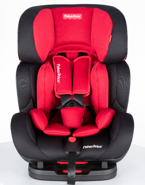 安全座椅什么牌子好?费雪一体成长型安全座椅获赞