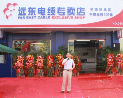 天津武清远东电缆销售有限公司盛大开业