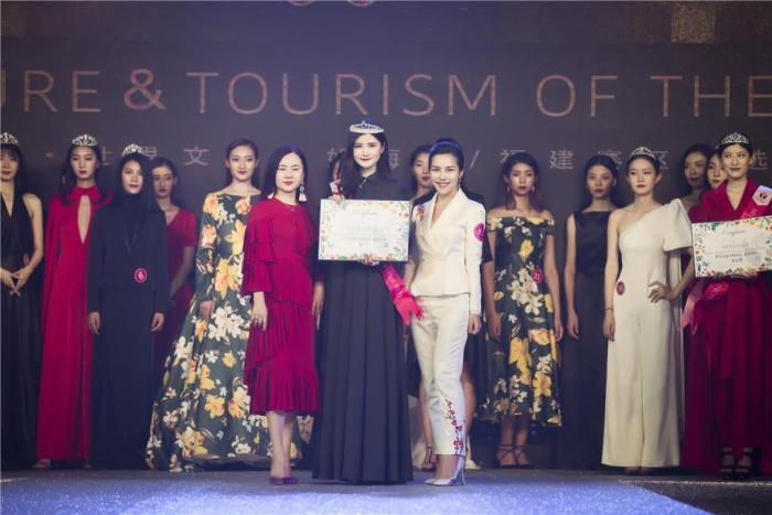 LINSTUDIO玩儿跨界,携手世界文旅小姐将时尚带入选美