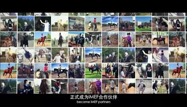 第五届内蒙古国际马术节呼尔浩特站系列活动拉开帷幕