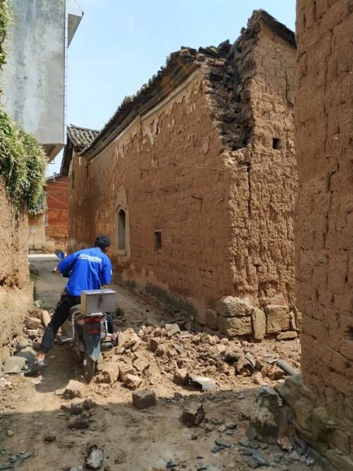 四季沐歌心系云南地震,为灾区灾民送去温暖与力量