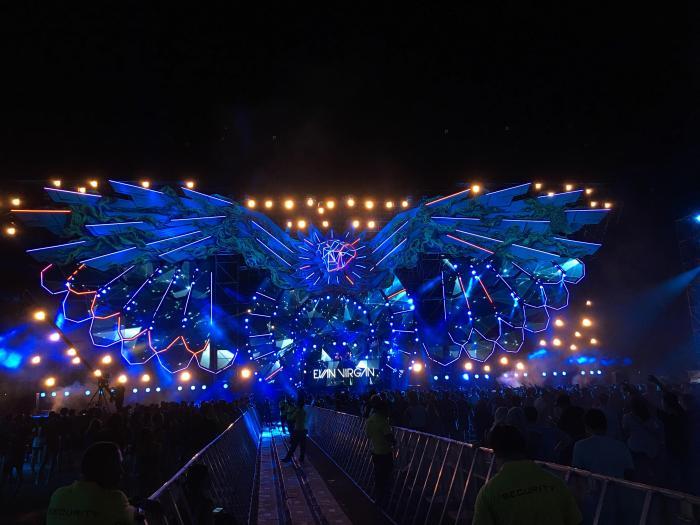 时间见证至真品质——艾比森LED屏让音乐成为综合艺术