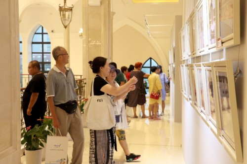 聚焦香海 发现美好——那香海首届业主摄影作品展成功开幕