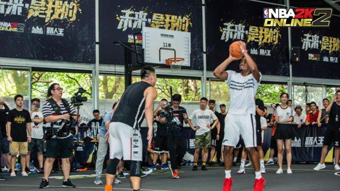 """米切尔中国行喜提""""未来是我的""""座右铭,揭秘NBA2KOL2不限号时间"""