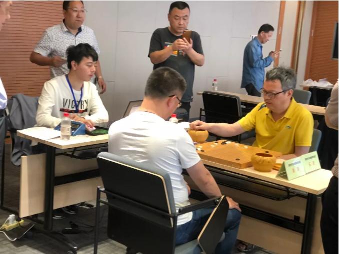 """""""囍联杯""""首届兰渝围棋交流赛在囍联集团成功举行"""