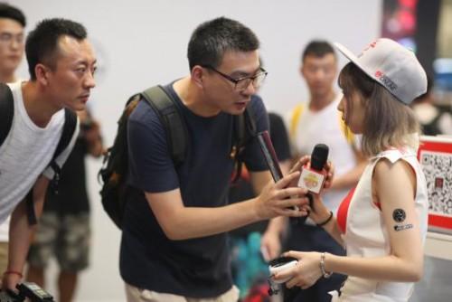 """空中F1 2018ChinaJoy飞手OL带你体验不一样的""""速度与激情"""""""