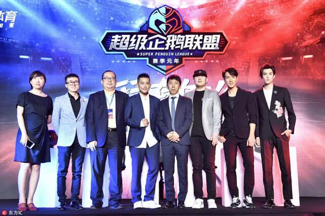 超级企鹅联盟Super3火热开战 综艺化制作掀起篮球新体验