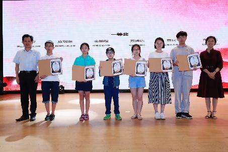 """第十届""""鲁迅青少年文学奖""""总决赛暨颁奖典礼"""