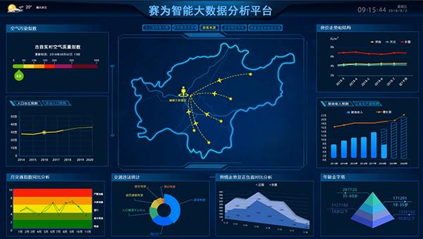 智慧互联 数字驱动 赛为智能亮相第四届中国智慧城市国际博览会