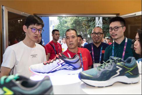 """361°""""热爱之家""""在雅加达亚运会揭幕,展现中国体育品牌实力"""