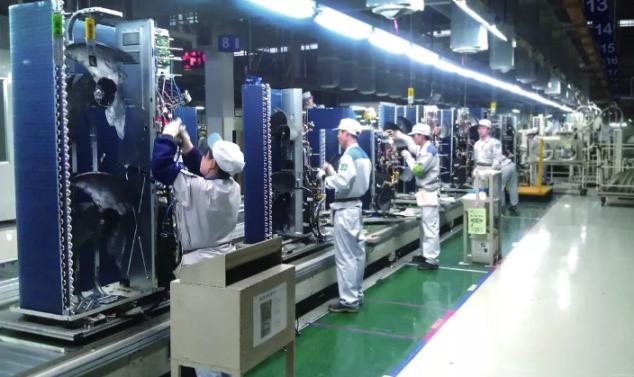 大金空调,助力中国制造业转型升级