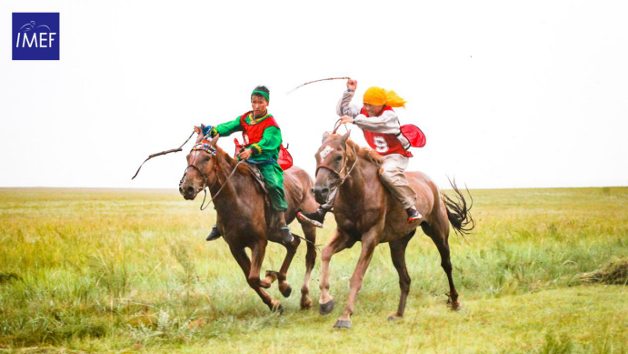 第五届内蒙古国际马术节鄂温克旗站及呼尔浩特站系列活动拉开帷幕