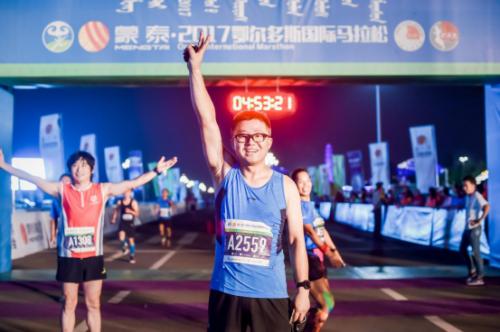 蒙泰·2018鄂尔多斯国际马拉松即将开跑