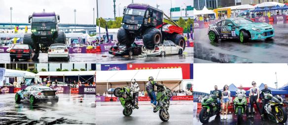 风雨无阻——2018第八届瑞立CAS改装车展如期而至