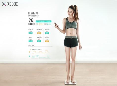 PICOOC有品:智能体脂秤领域低调的领跑者