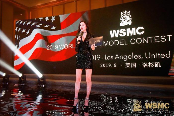 世界超级模特组织首席执行官robert宣布重磅消息:2019年世界超模大赛